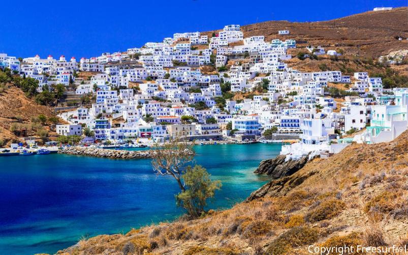 Astypalea-isola greca