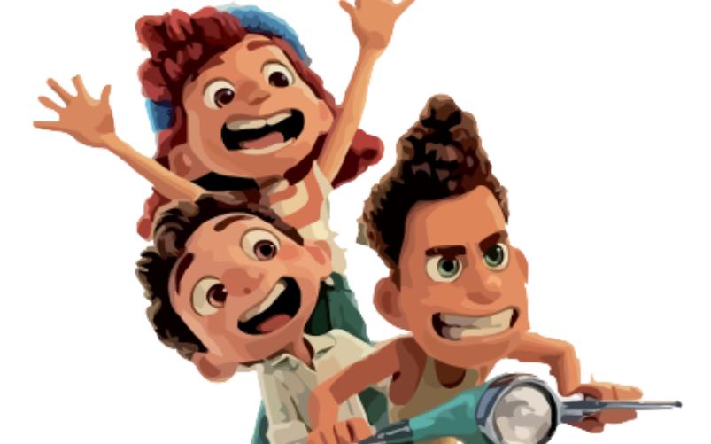 Luca film Disney candidato agli Oscar