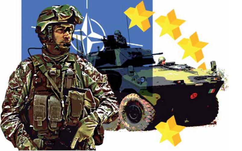 l'armata europea