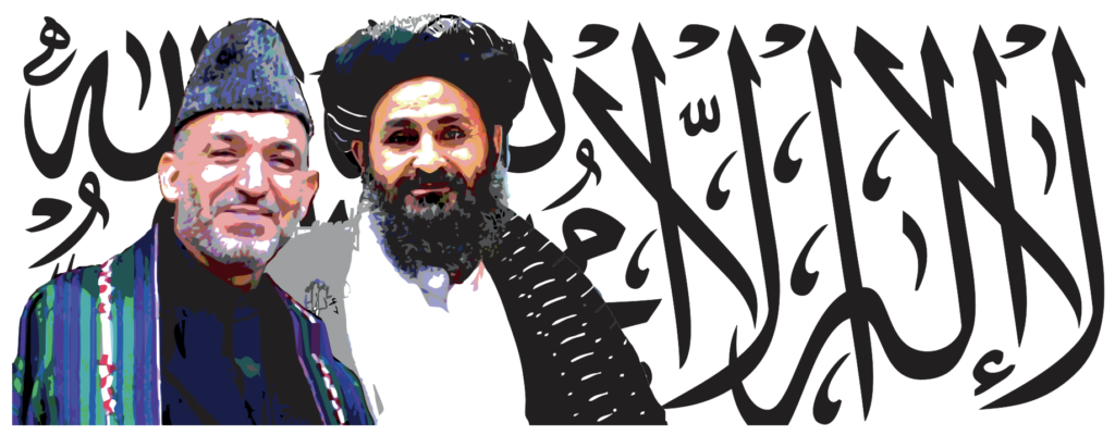 I talebani al governo dell'Afghanistan
