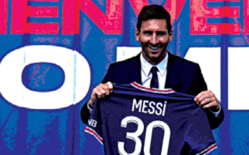 Leo Messi e l'addio