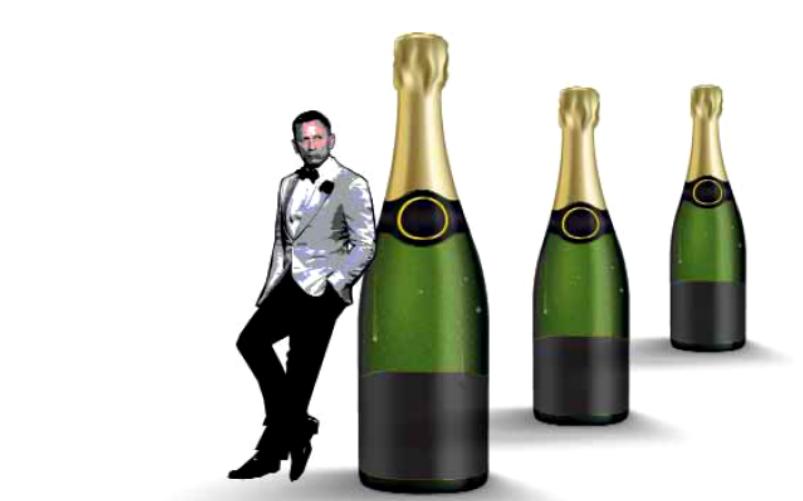 James Bond Bollinger